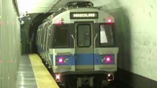 HD MBTA Blue Line Bowdoin Station