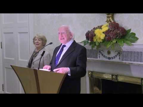 Current levels of anti-Semitism in Europe not acceptable, Irish President Higgins tells WJC