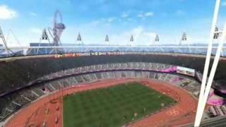 London 2012 Olympic with Pashto saaz