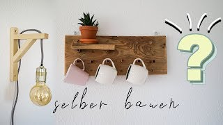 3 x 5 MINUTEN DIY IDEEN - upcycling aus Holz | EASY ALEX