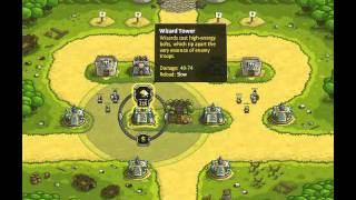 kingdom Rush Walkthrough Level 6