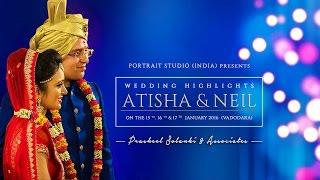 Atisha + Neil  Wedding Highlights