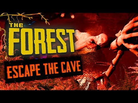 ESCAPE THE CAVE | The Forest