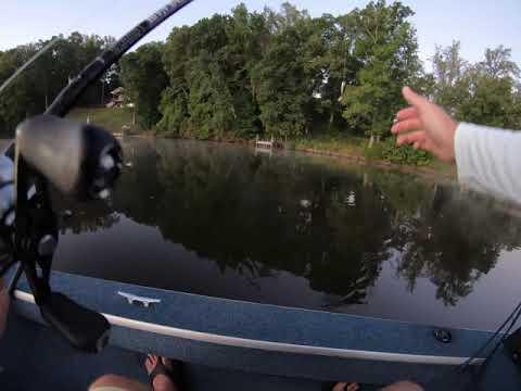 Fishing: Broadway Lake