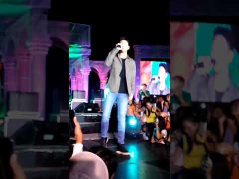 Darren Espanto @Bongabong Oriental Mindoro