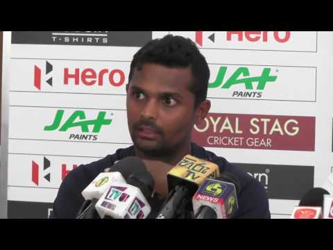 Day 5 Post Match Press Conference - Sri Lanka v Zimbabwe Only Test