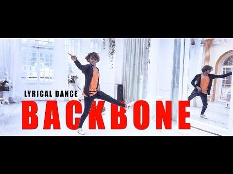 Backbone Dance Video | Lyrical HipHop | Vicky Patel Choreography