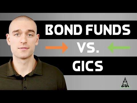 Bond Fund Vs GICs