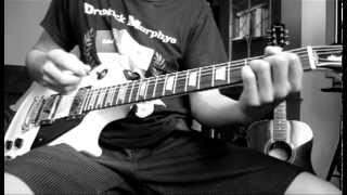 Social Distortion - Story of my Life (Guitar Cover)