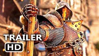PS4 - For Honor: Play For Free Trailer (2018)