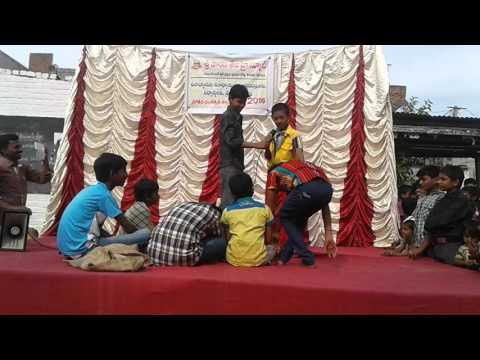 Ekkalu Telugu Comedy Skit Tables, Students & Teacher sri sai teja school