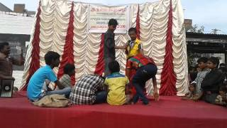Ekkalu Telugu Comedy Skit Tables, Students & Teacher sri sai teja school