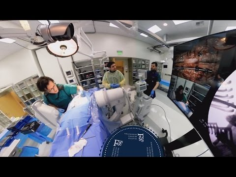 360° Demo: Thoracic Lumbar Spondylectomy - Ehud Mendel, MD