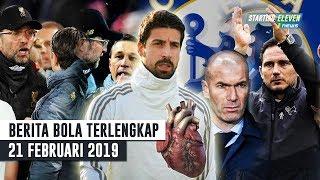 Zidane vs Lampard 🔥 Klopp vs Kovac 😥 Khedira Sakit Jantung (Berita Bola Terlengkap)