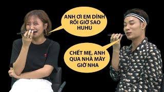 Văn Mai Hương khóc lóc gọi Trúc Nhân thông báo có bầu và cái kết bị chửi tan nát