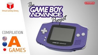 The Game Boy Advance Project - Compilation A - All GBA Games (US/EU/JP)