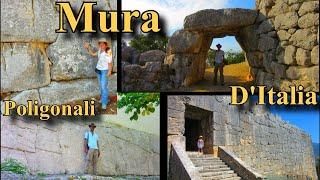 Mirko&Monica - Mura Poligonali in Italia