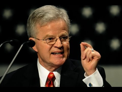 Buddy Roemer Wants Money Out of Politics