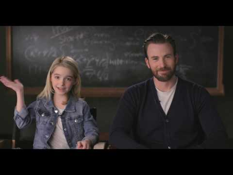 "GIFTED | ""Kitchen"" - Introduction By Chris Evans & Mckenna Grace 