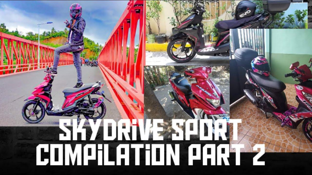 Suzuki skydrive Sport Compilation