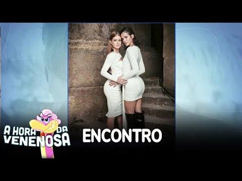 Bruna Marquezine e Marina Ruy Barbosa evitam encontro na Grécia