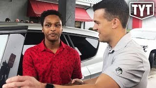 Black Guy Stopped By The Cops - You Will Never Believe What Happened