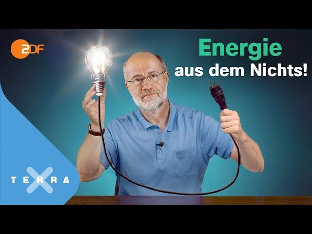 Vakuumenergie - Warum nutzen wir sie nicht?   Harald Lesch