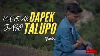 LAGU MINANG TERBARU 2020   Ifandra - KANDAK DAPEK JASO TALUPO (LIRIK)