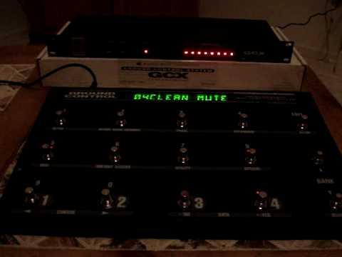 Ground Control Pro + GCX Audio Switcher Midi Control