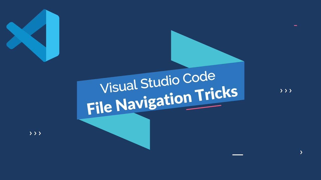 Visual Studio Code Tutorial | VS Code | File Navigation | AnaghTech