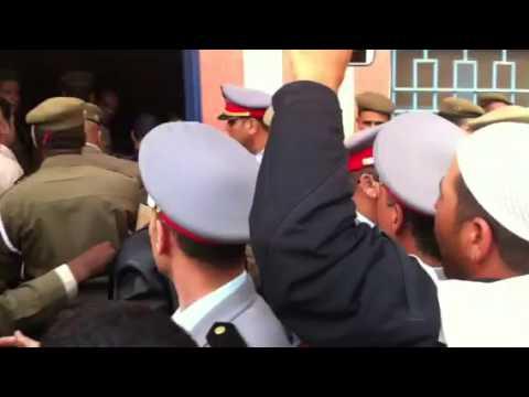 Chtouka24: Mustapha El khalfi au center Ait amira