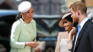 Meghan's mum Doria may MOVE to U.K. to support daughter