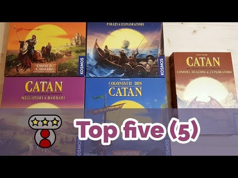 Colonistii din Catan - cum se joaca from YouTube · Duration:  25 minutes 19 seconds
