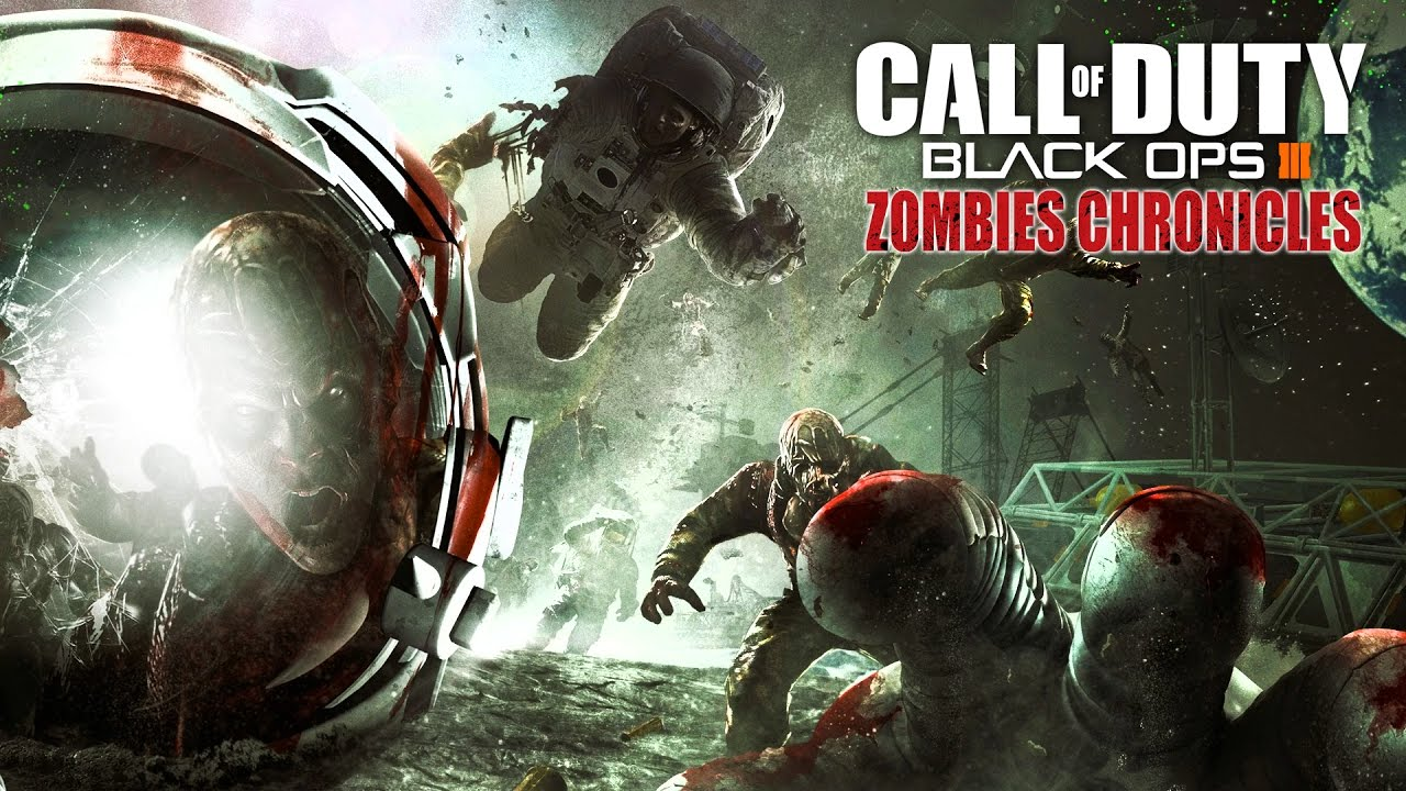 ZOMBIES CHRONICLES!! (Call of Duty: Black Ops 3 Zombies Remastered)
