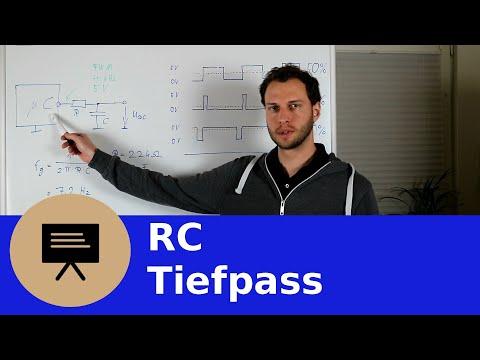 0x13 RC-Tiefpass am Beispiel PWM