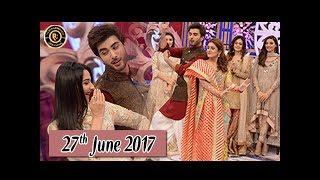 Good Morning Pakistan - Eid Special - 27th June 2017 - Top Pakistani show