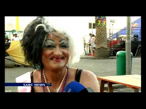 Cape Town celebrates annual queer party in style
