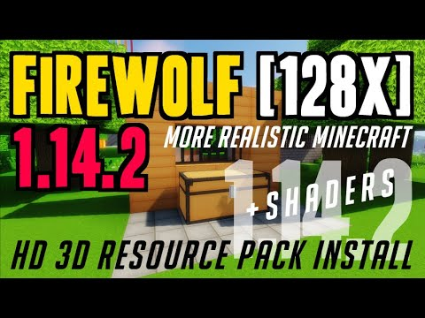 Firewolf Resource Pack 1 14 - Official Site