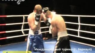 Бокс: Артем Мерзликин - Виталий Губкин