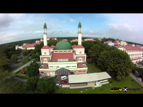 Universiti Sains Malaysia Engineering Campus Aerial