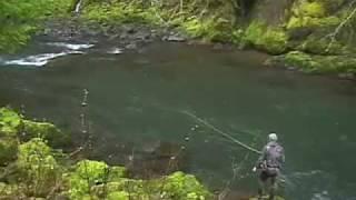 West Coast Steelhead Fly Fishing