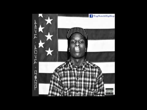 A$AP Rocky - Kissin' Pink (Ft. A$AP Ferg) [LiveLoveAsap]