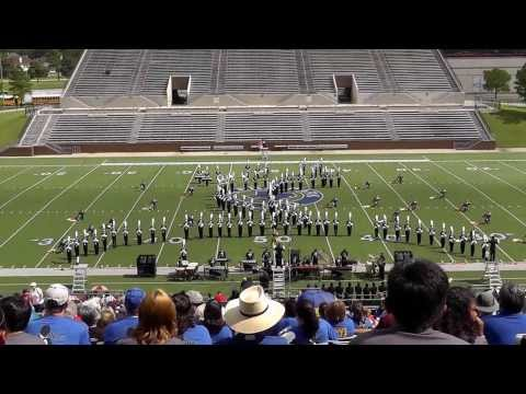 Cypress Ridge High School Band 2013 - GPISD Marching Festival