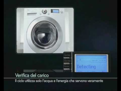 Lavatrice Hotpoint Ariston Funnycat Tv