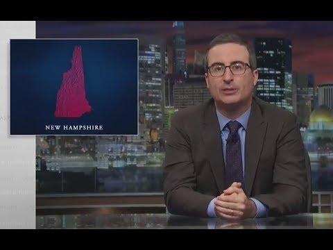 John Oliver - New Hampshire (HBO) - Last Week Tonight