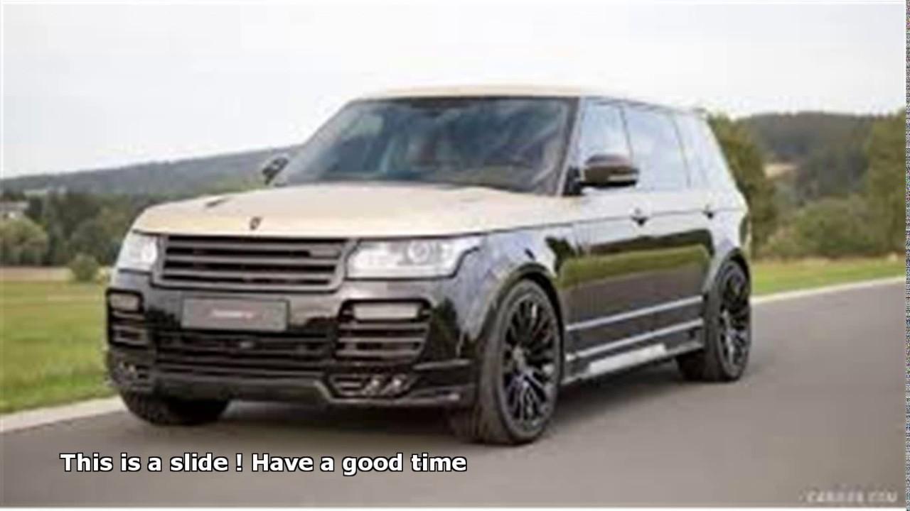 Range Rover Biography 2016