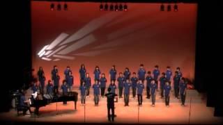 2014年3月22日(土)に行われた、実践学園高校合唱部「福島県復...