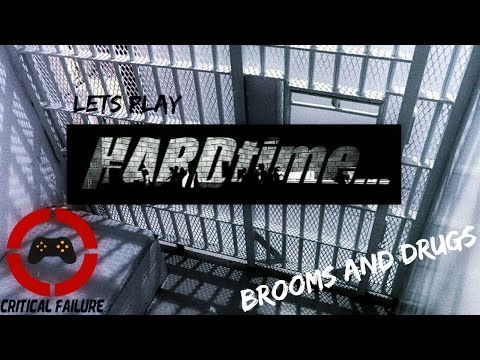 Hard Time | Brooms and Drugs