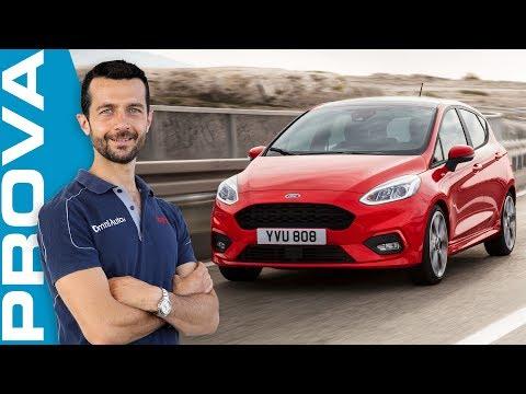 Nuova Ford Fiesta (2017) | Si rinnova per tornare la n°1