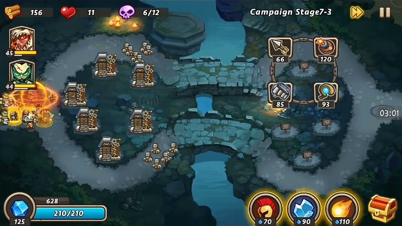 castle defence 2 hacked